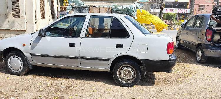 Suzuki margalla gl 1997