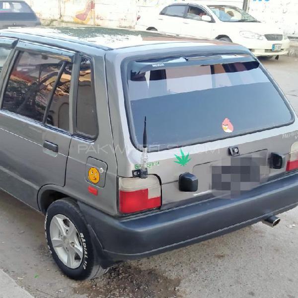 Suzuki Mehran VX Euro II (CNG) 2013