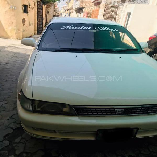 Toyota Corolla XE Limited 1994