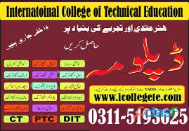 Diploma Telecommunication Course in Peshawar Bannu 2