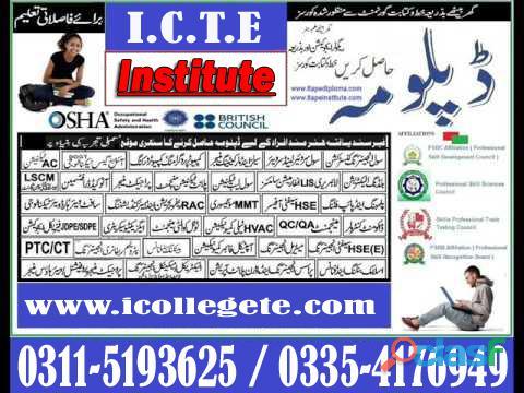 Diploma Telecommunication Course in Peshawar Bannu 3