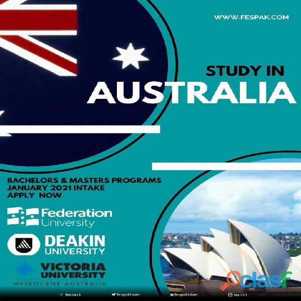 Study Abroad With FES Higher Education Consultants Pvt. Ltd. ///...