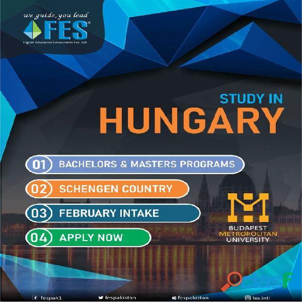 Study Abroad With FES Higher Education Consultants Pvt. Ltd. ///... 2