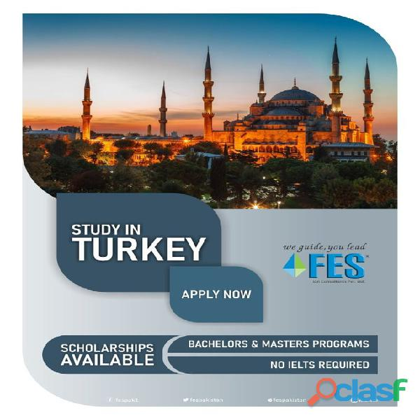 Study Abroad With FES Higher Education Consultants Pvt. Ltd. ///... 3
