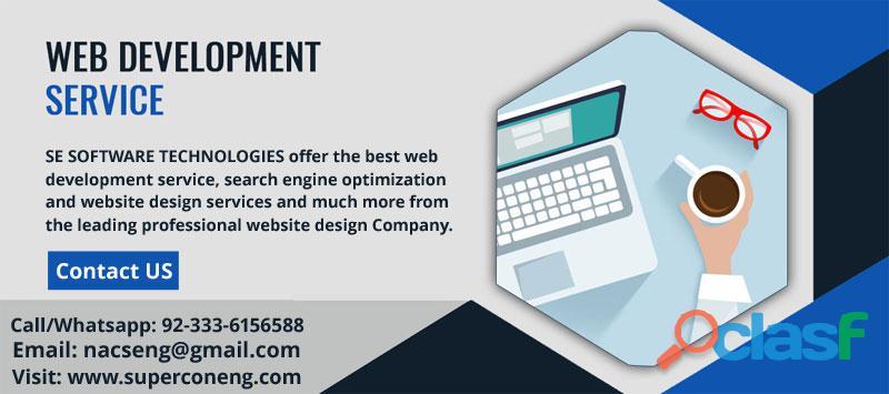 Web Development/Web Design/Branding/Marketing by SE software technologies