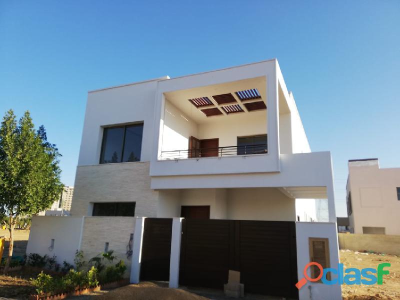250 yards villa on easy installments btk