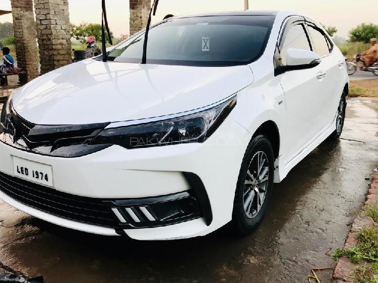 Toyota corolla gli 1.3 vvti special edition 2018