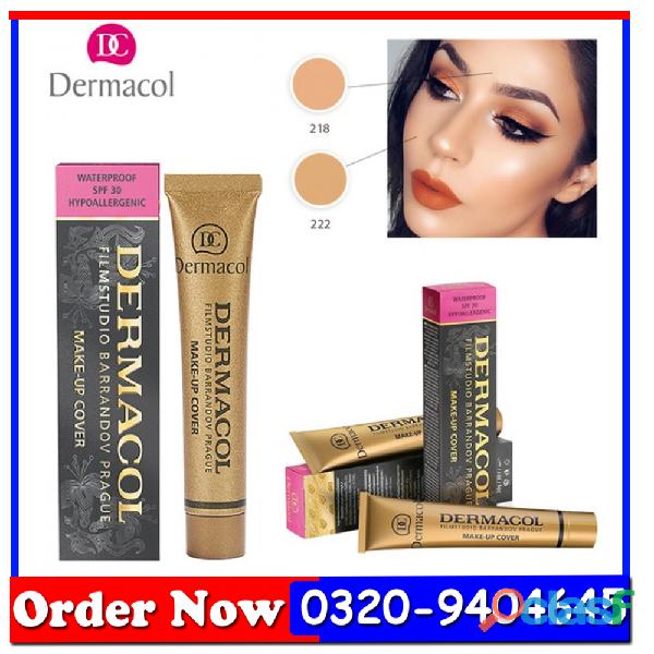 Dermacol make up cover foundation 30g