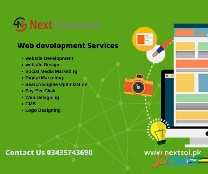 Web development company in lahore | best offers