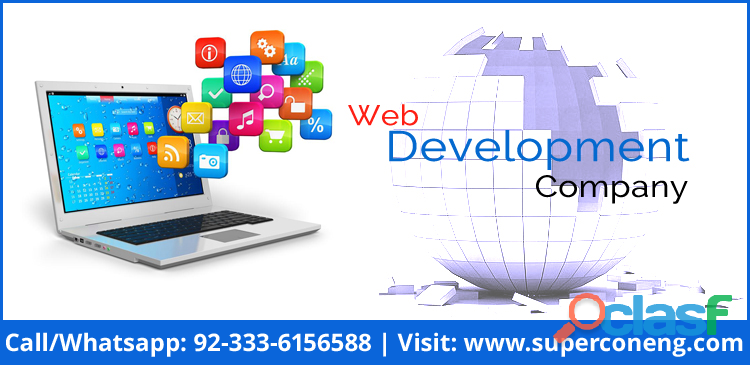 Professional and Affordable Web Design Services across the World.