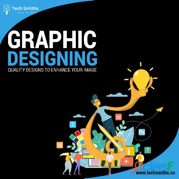 Best Logo Design and Website Designing services by Techsmiths