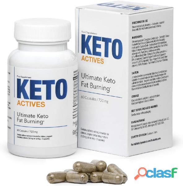 Keto Actives Danmark Anmeldelser, Pris, Tabletter Fup & Købe