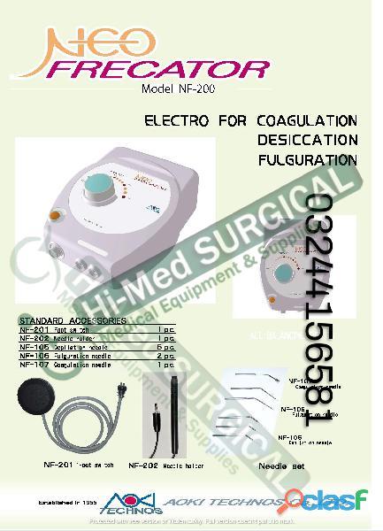 Skin Cautery Machine  Neo Frecator