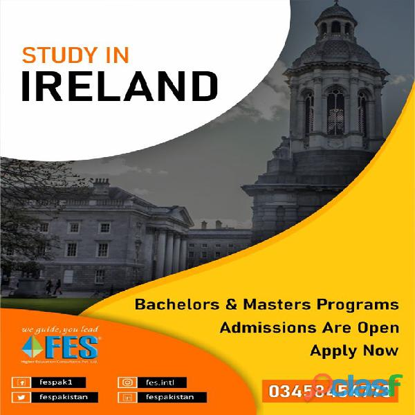 Study Abroad With FES Higher Education Consultants Pvt. Ltd. //...., 2