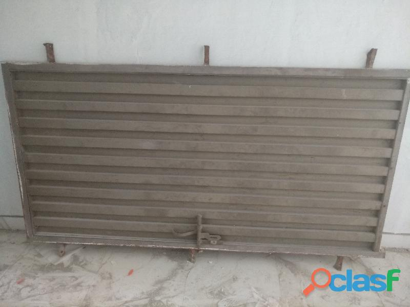 Two iron doors for sale