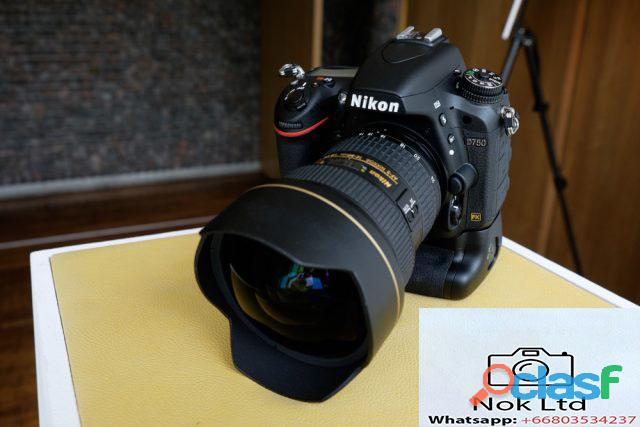 Brand New Canon and Nikon Cameras available 2