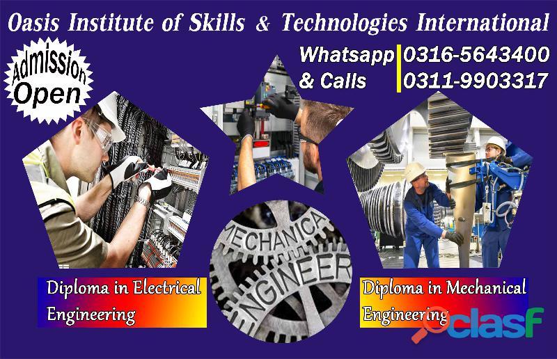 Mofa attested mechanical engineering diploma in islamabad, rawalpindi, rawat, pakistan o3165643400