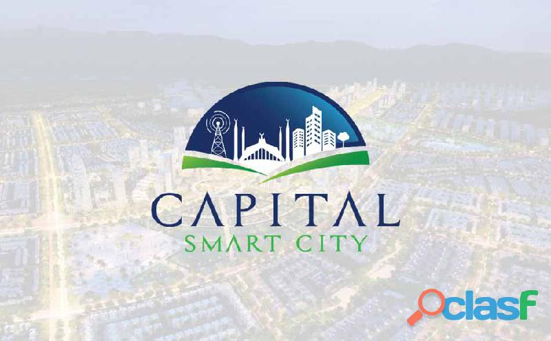 Plots for sale in capital smart city islamabad