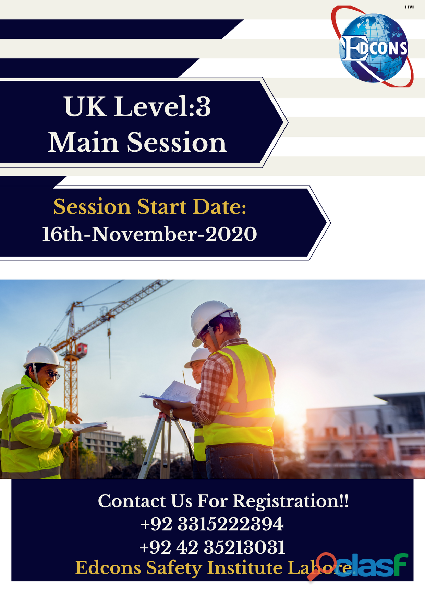 UK Level 3 Course