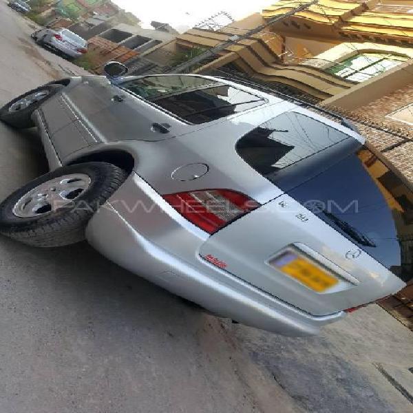 Mercedes benz m class ml 320 2004