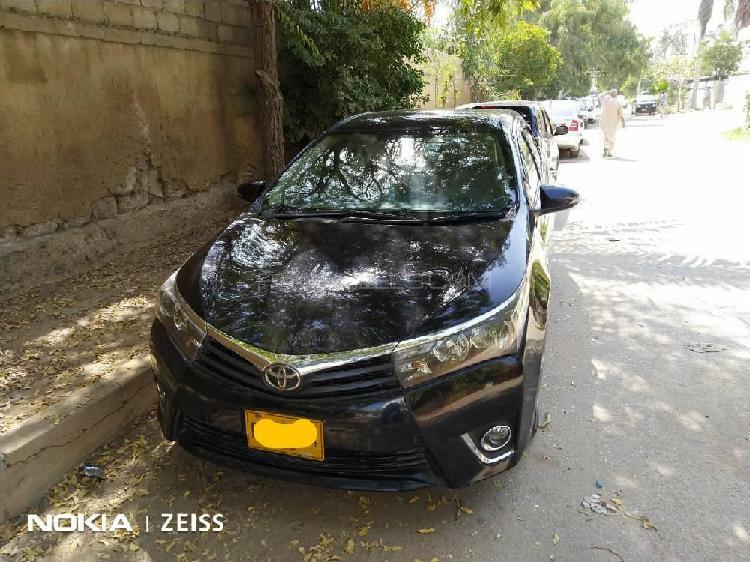 Toyota corolla gli 1.3 vvti 2015