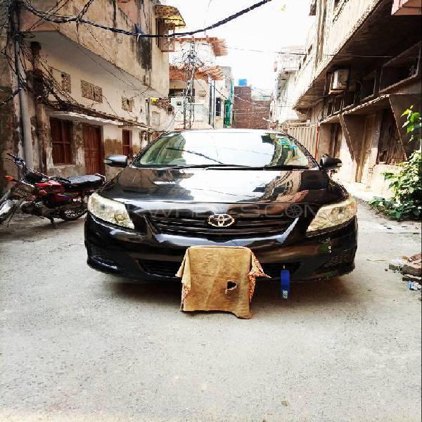 Toyota corolla xli vvti limited edition 2011