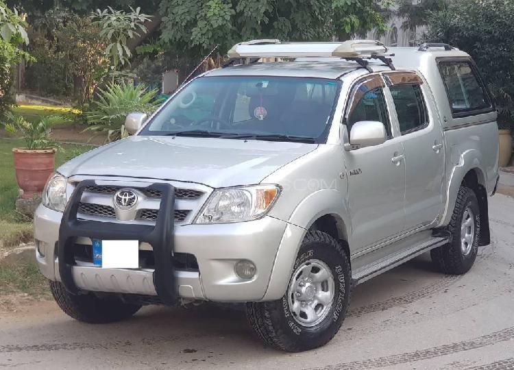 Toyota hilux 2007