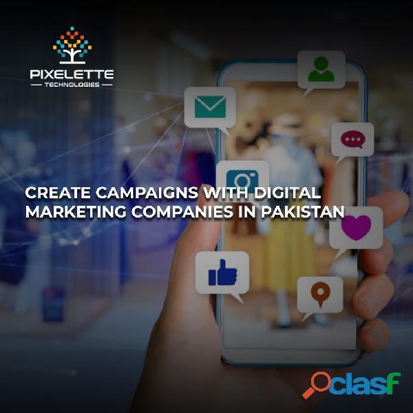 Pak's leading digital marketing company