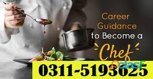 Professional chef & cooking course in rawalpindi chakwal gujrat 03115193625