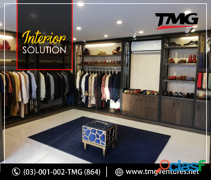 Tmg interior design services