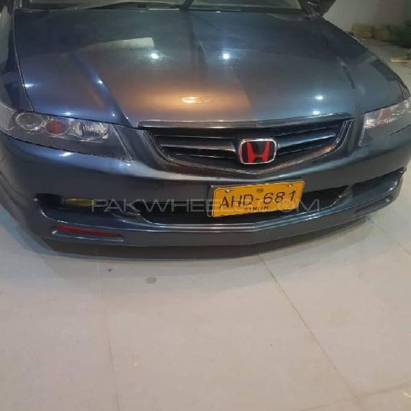 Honda accord cl7 2003