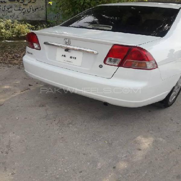 Honda civic vti 1.6 2005
