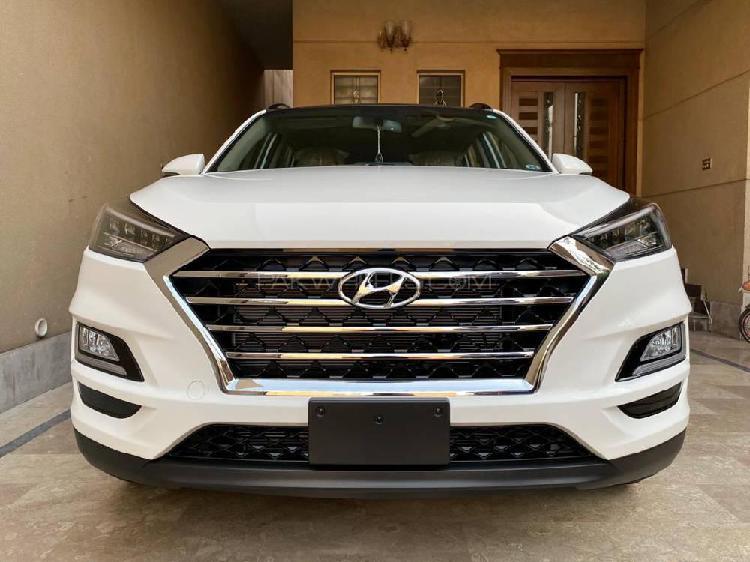 Hyundai tucson fwd a/t gls sport 2020