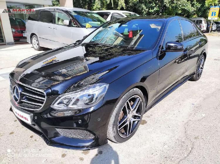 Mercedes benz e class 2015