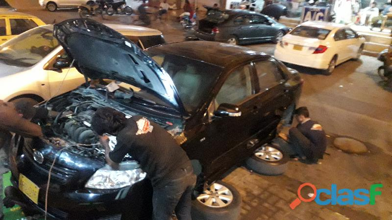 Auto repair of cars,hybrid vehicles,suv
