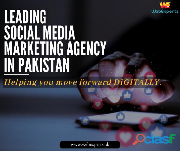 Best social media marketing services in pakistan