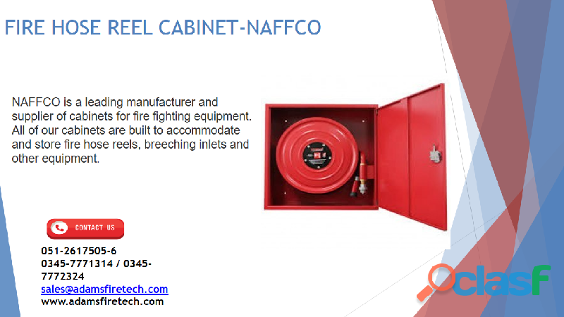 fire hose cabinet   adams fire tech