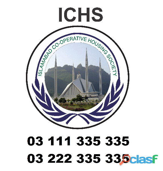 ICHS TOWN near new Airport Islamabad 5, 8, 10 Marla plot for sale