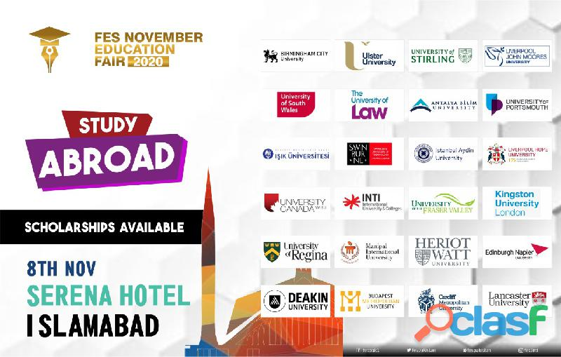 Study Abroad With FES Higher Education Consultants Pvt. Ltd. ../,/./, 1