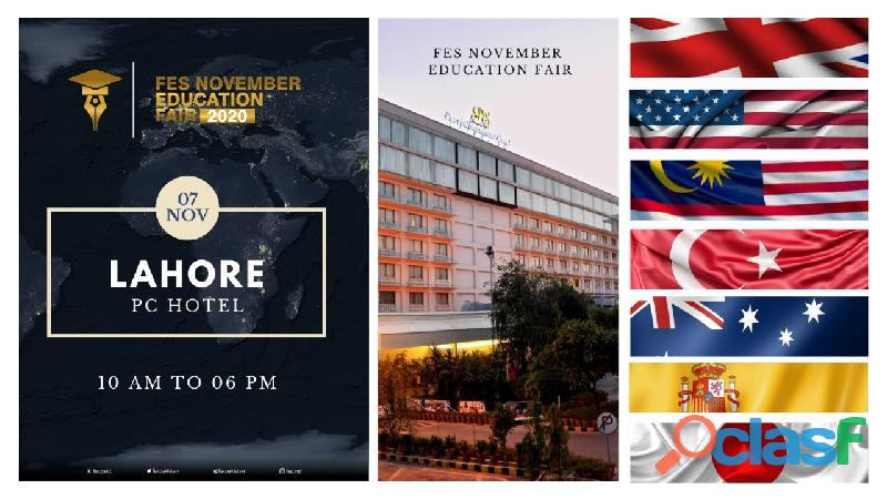Study Abroad With FES Higher Education Consultants Pvt. Ltd. ../,/./, 4