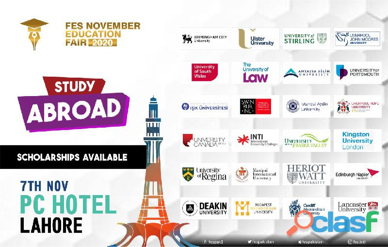 Study Abroad With FES Higher Education Consultants Pvt. Ltd. ../,/./, 5