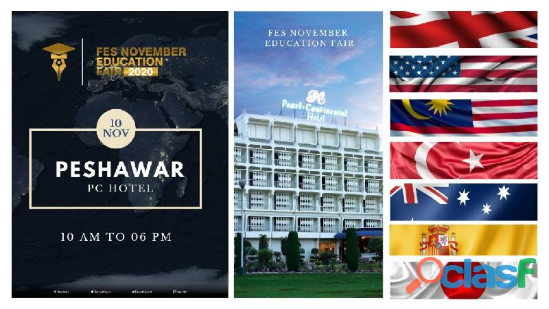 Study Abroad With FES Higher Education Consultants Pvt. Ltd. ../,/./, 7