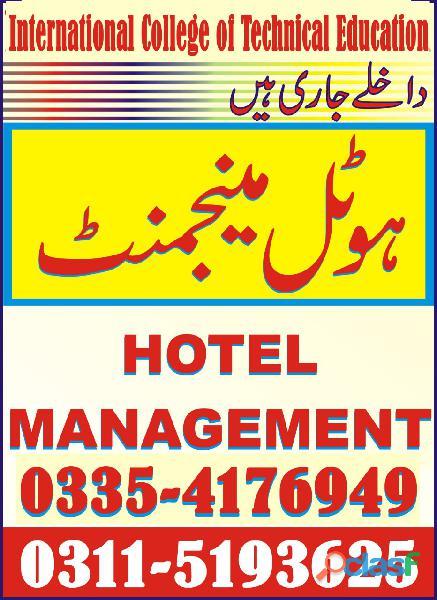 Diploma in fast food in rawalpindi islamabad pakistan