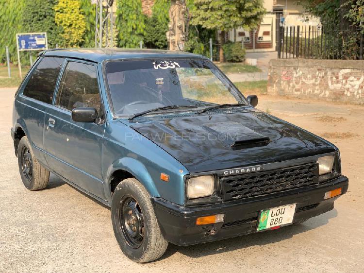 Daihatsu charade detomaso 1983