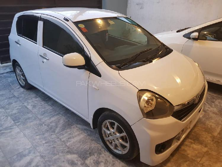 Daihatsu mira x limited smart drive package 2014