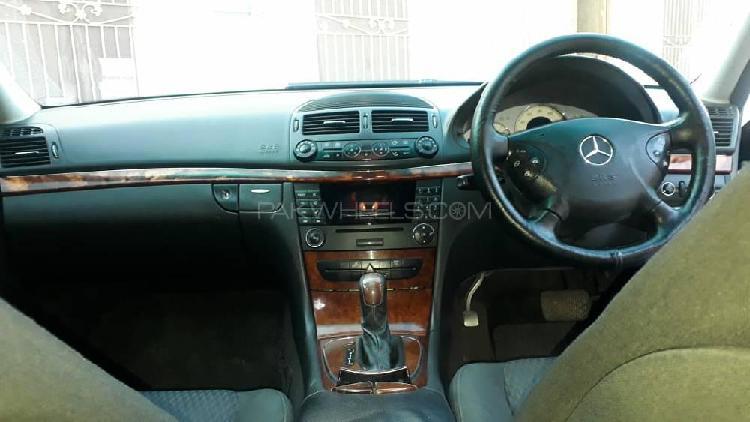 Mercedes benz 200 d 2004