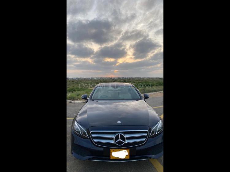 Mercedes benz e class e200 avantgarde 2017