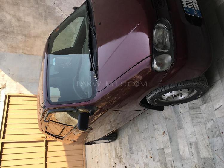 Suzuki alto vxr 2001