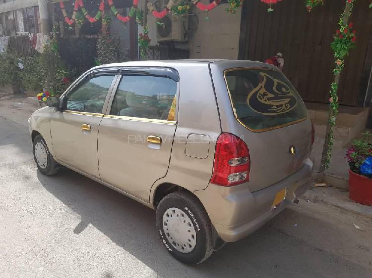 Suzuki alto vxr (cng) 2005
