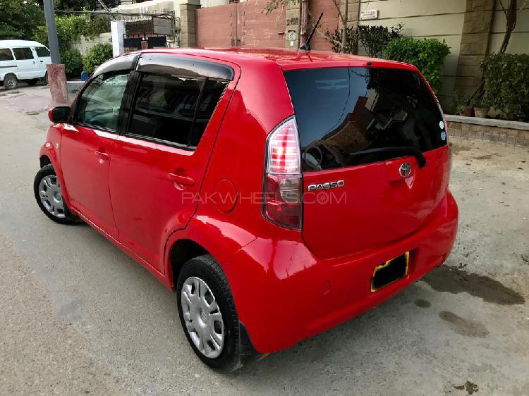 Toyota passo x 2007